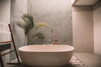 elements for designing bathroom