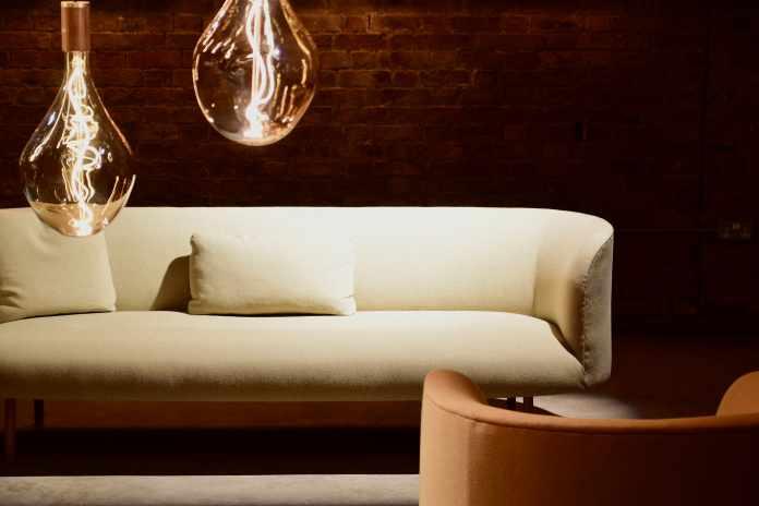 A Contemporary Sofa Set