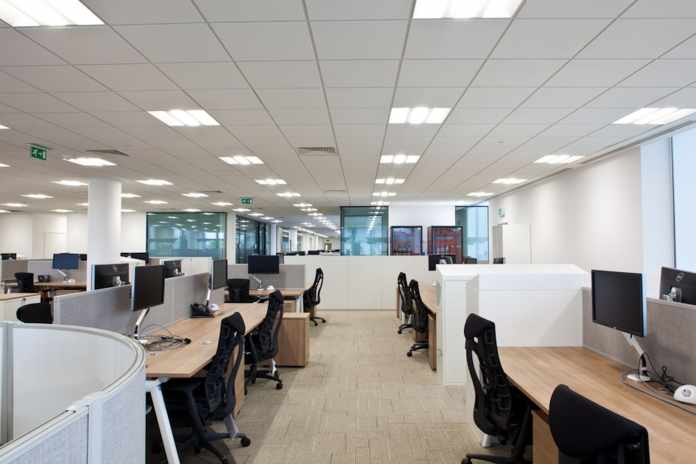 LED Lights Good for an Office Environment?