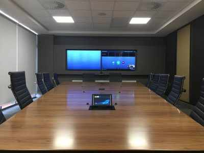 Professional AV Control Solutions for Your Meeting Room