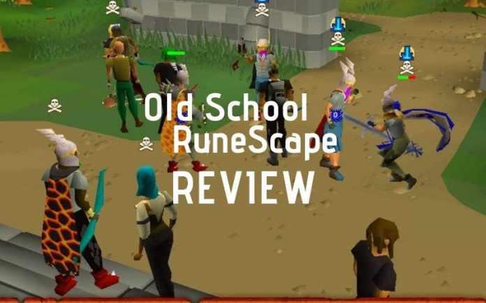 Get Nostalgic – Old School RuneScape