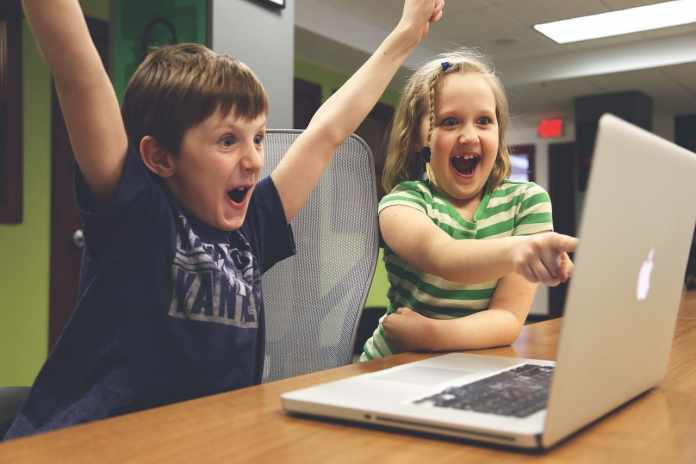Let's have fun! Online Games for Every Age