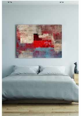 Shop Abstract Art with the Wall Decor of Your Home in Mind