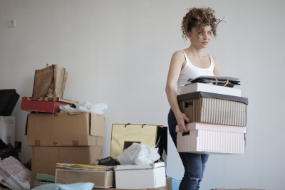 Make Your Next Move Easy with Self-Storage