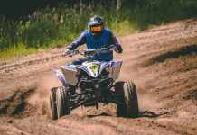 Customising Your Yamaha Raptor