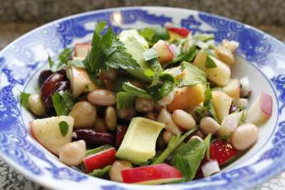 Vegetarian White Bean Salad