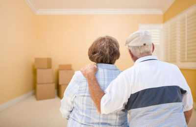 Moving house when your reach retirement