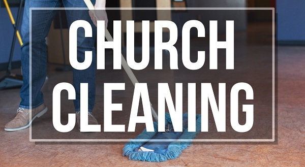 Church Cleaning