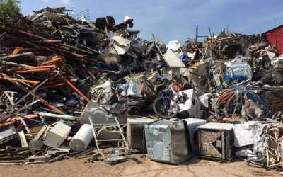 Business Expenditure Through Metal Recycling