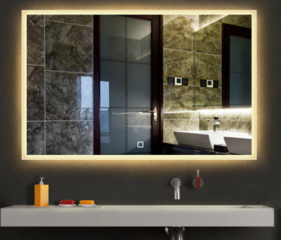 Install Bathroom Mirrors