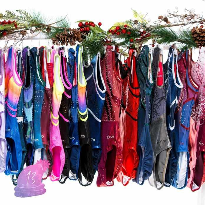 clothes for gymnastics
