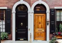 right garage doors
