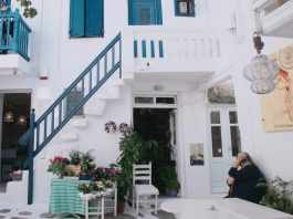 Traveling to Greece