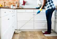 Floor Scrubbing Experience