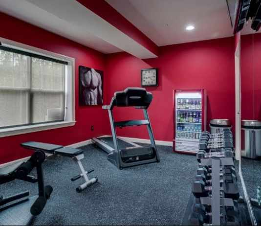 Top paint colors for your home gym