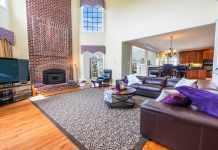 Building Into A Home