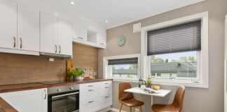 different kitchen appliances