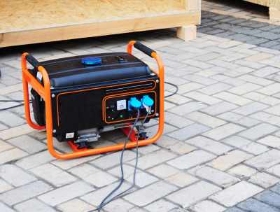 Generator that Packs a Punch