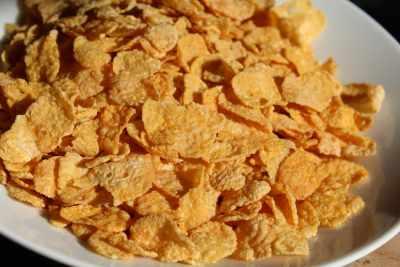 fat-free cereals