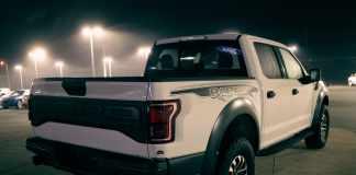 New Pickup Truck vehicle