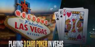 Card Poker in Vegas