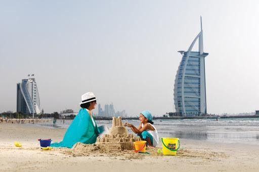 Dubai with Family