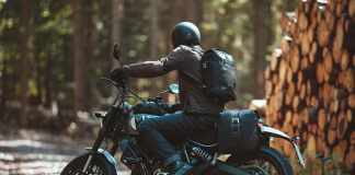 Biking Backpacks vs Saddlebags