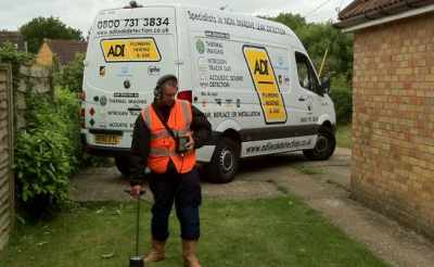 Leak Detection Company