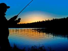 Equipment Night Fishing