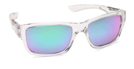 Transparent Wayfarer Fastrack Men Sunglasses