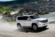 Toyota Land Cruiser Prado vs Nissan Patrol