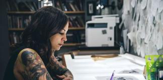 Tattoo Artist on Maui