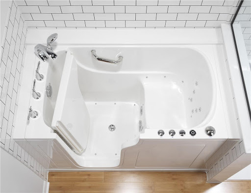 Bathtub and its accessibility