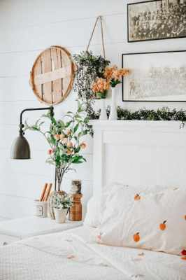 Bedroom Looks for Spring