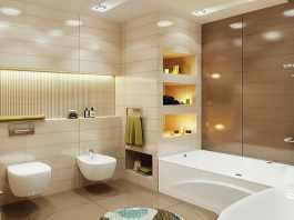 Modern Bathroom décor ideas