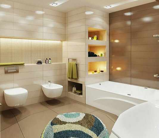 Modern Bathroom décor ideas