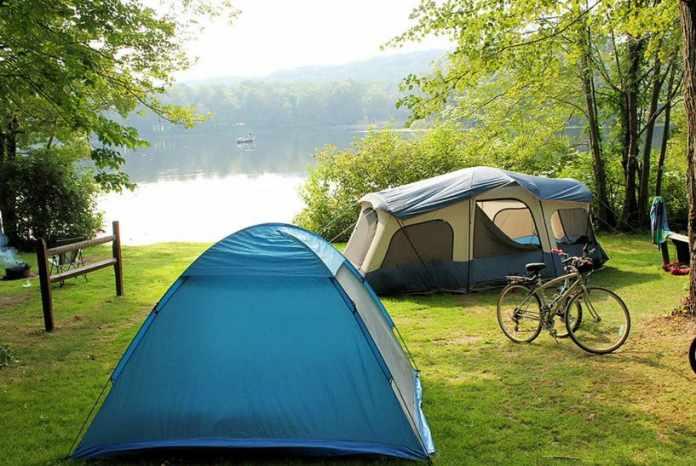 Best Campground Canton Ohio