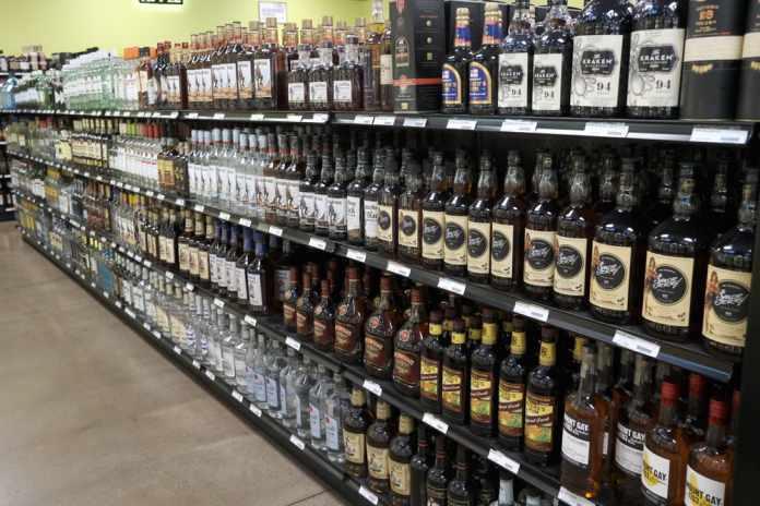 Online liquor stores