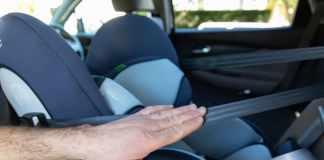 Tips Select Car Seat