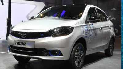 cheapest electric car in india