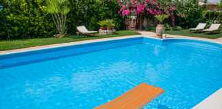 Pool Area & Be Summer