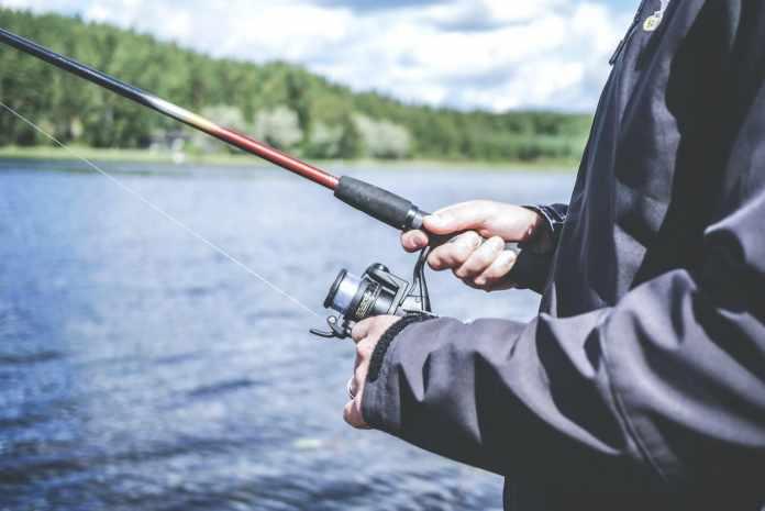 Fishing Cast Spinning Reel