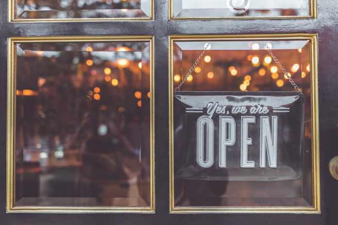 Reopen Business Lockdown