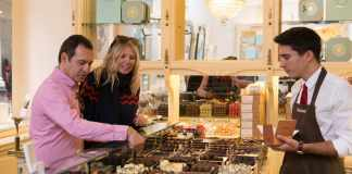 Brussels Chocolatier Visits