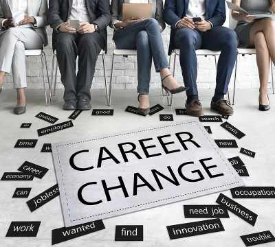 Rewarding career change ideas