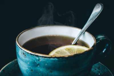 Benefits of Black Tea With Lemon