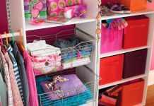 How to Maintain a Closet