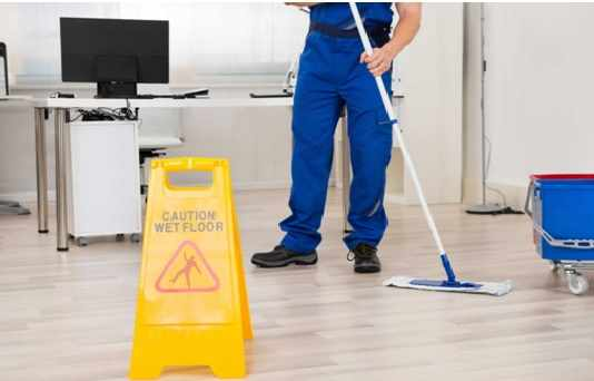 The Role of Janitorial Cleaning Services in Keeping Your Workforce Disease-Free