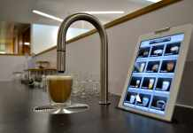 Touch Screen Coffee Machines