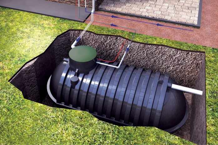 Benefits of Underground Water Tanks.